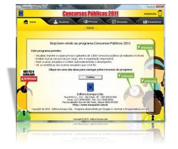 Concursos Públicos 2011