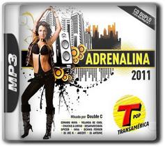 Adrenalina 2011 Transamérica [CD Duplo]