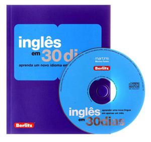Aprenda Inglês em 30 Dias (Berlitz Editors)