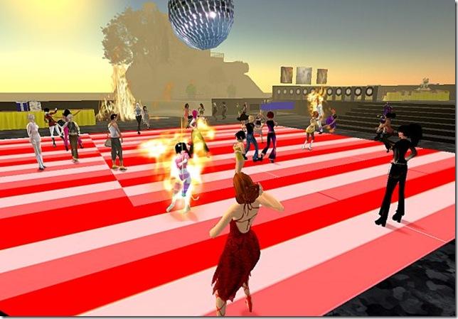 May17`05 Dancing