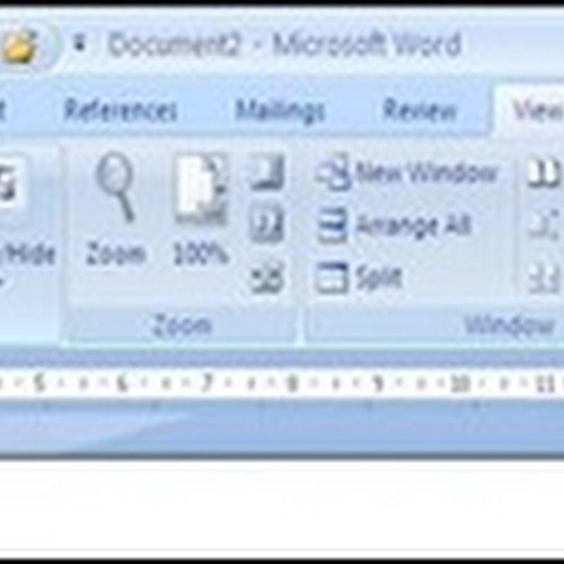 Membuat Garis Tepi Dokumen Notaris di Word 2007