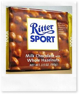 RitterSport Chocolate