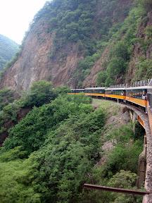 Copper Canyon Train Ride #2