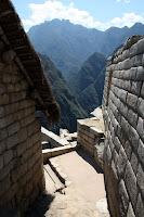 Walkways (Machu Picchu, Peru)