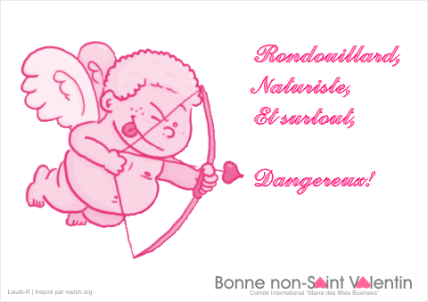 Saint Valentin attention danger