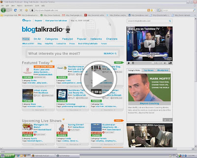 BlogTalk Radio 101