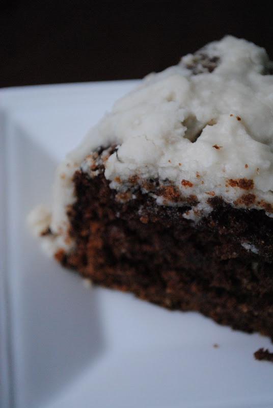 Brown Velvet Cake
