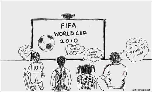 FIFA WorldCup Toon