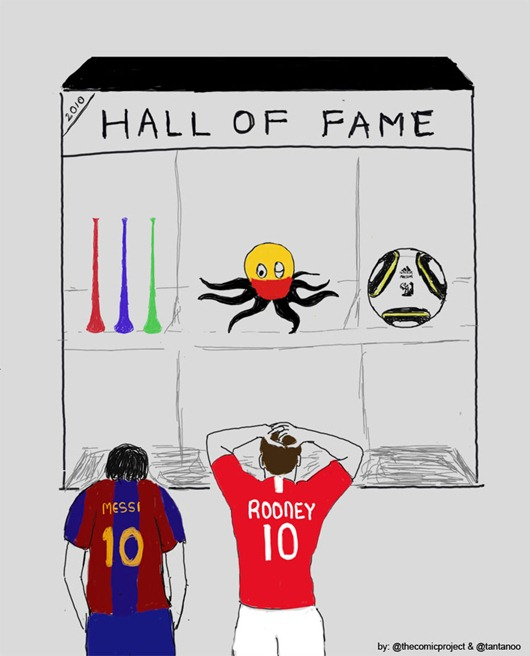 World Cup 2010 - Hall of Fame