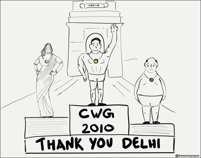 Thank You Delhi