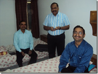 अरुण प्रकाश, डॉ.अरविन्द, गिरिजेश राव