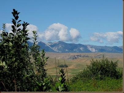 West Boulder in August
