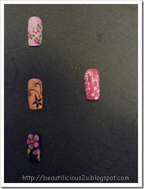 Nail Art,指甲彩绘