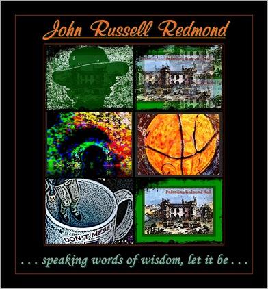 Redmond John Russell Redmond speaking words of wisdom