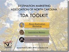 tda toolkit