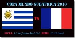 Uruguay-Francia