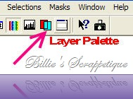 layer palette button9