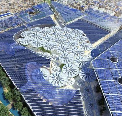 LAVA — new sight of Abu-Dhabi
