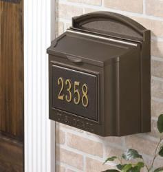 Whitehall mailboxes