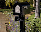 Mailboxes for cottages &apartments