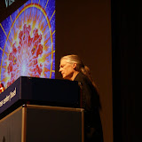 Alex Grey at World Psychedelic Forum 2008