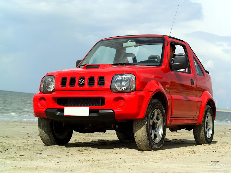 rent suzuki jeep jimny crete rentacar. Black Bedroom Furniture Sets. Home Design Ideas