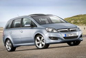Opel Zafira  - From € 35 daily
