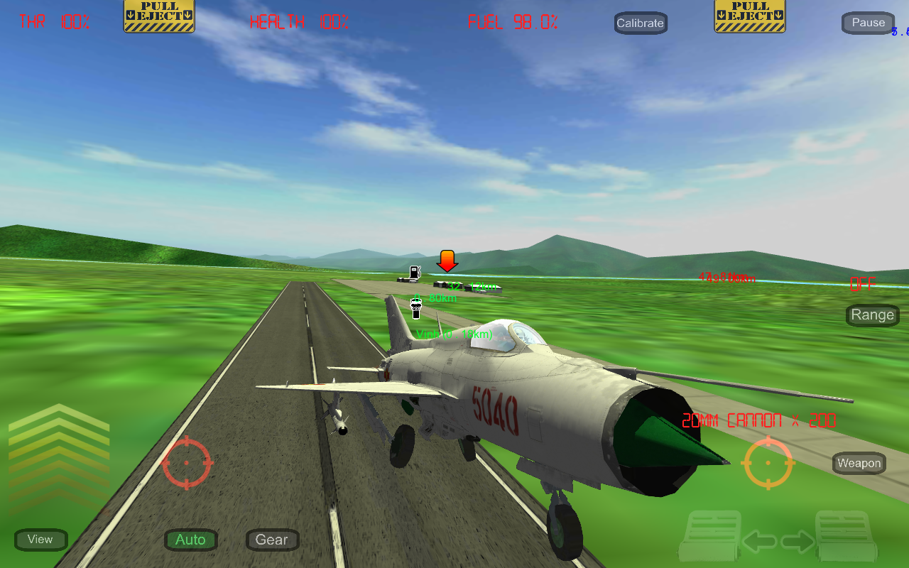 Gunship III Vietnam People AF Screenshot 12