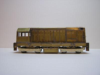 Pojezd lokomotivy T458.1