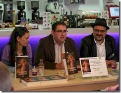 Anika, David Mateo, Juan Miguel Aguilera