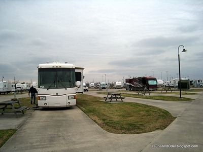 Site 80, Gulf Coast RV Park