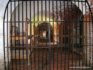 Ft Pulaski prison