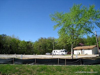 Facing new Sites at Raccoon Valley