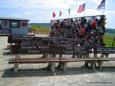 Flight 93 Memorial site
