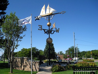 World's largest working weathervane.