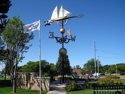 World's largest working weathervane.