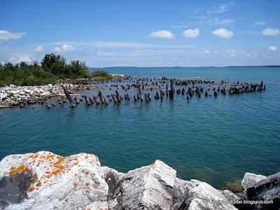 Near Drummond Island