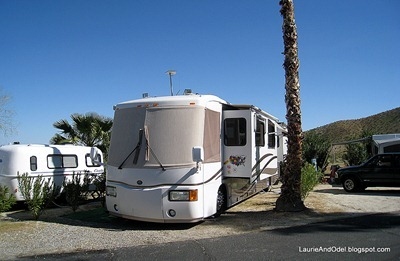 We Called It Home BORREGO HOLIDAY HOME MOBILE AND RV PARK