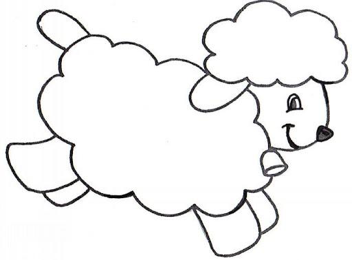 Imagenes de caricaturas de ovejas - Imagui