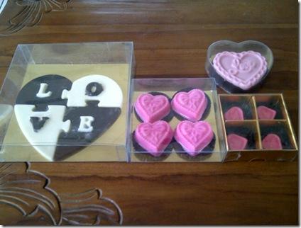 Cokelat Valentine - 1
