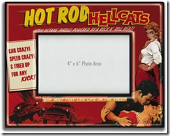 hot rod frame