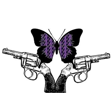 revolving butterfly