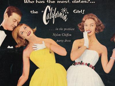 Moda Verano USA -Vanity Fair - 1958-04