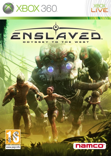 Anunciado Enslaved: Odyssey to the West para el 8 de octubre