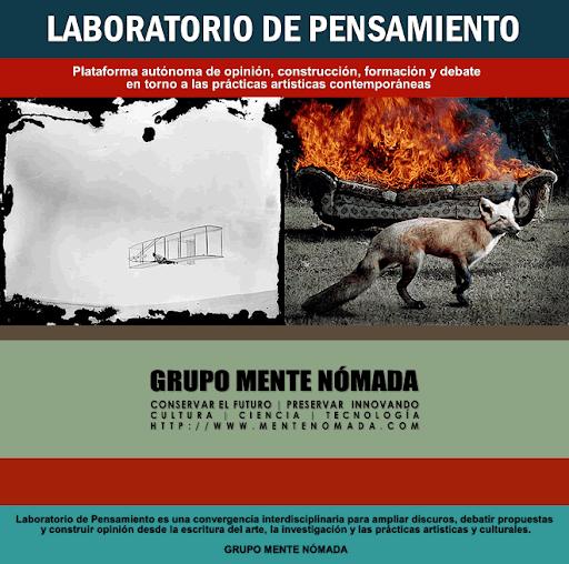 LABORATORIO DE PENSAMIENTO