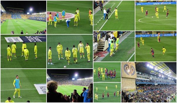 Villarreal - Barça  2 Abril 20111