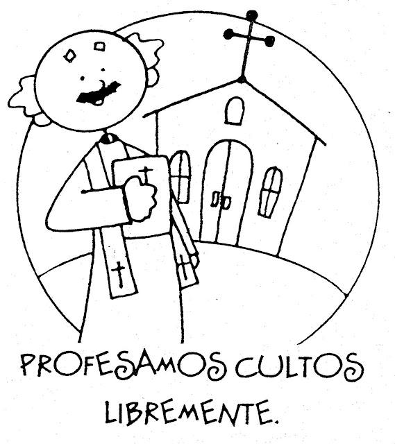 LA CONSTITUCION ESPAÑOLA LAMINAS PARA PINTAR