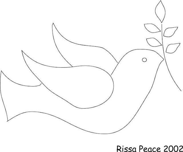 El dia de la paz laminas para pintar - Laminas para la pared ...