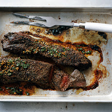 Six-Spice Hanger Steak