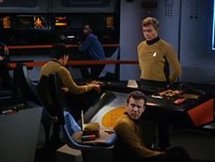 Harrison, Sulu, #42, Bobby, Bailey